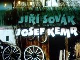 Třetí Klenba seriál ještě na staré televizi...