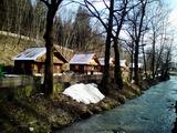 Ano, zima se nechce vzdát ani v Kozlovicích.