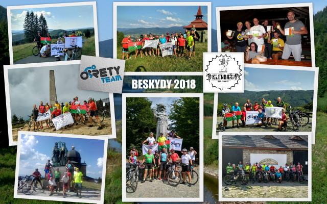 Beskydy 2018