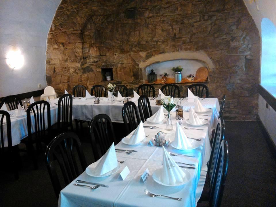 hostiny, oslavy v Klenbě